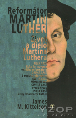 Reformátor Martin Luther